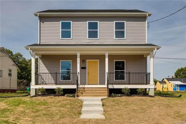 1616 N 27th Street, Richmond, VA 23223 (MLS #2031222) :: Treehouse Realty VA