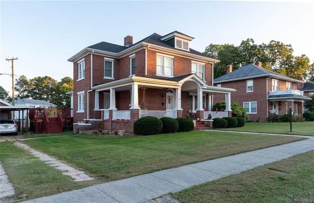 610 Powell Street, Crewe, VA 23930 (MLS #2031231) :: Treehouse Realty VA