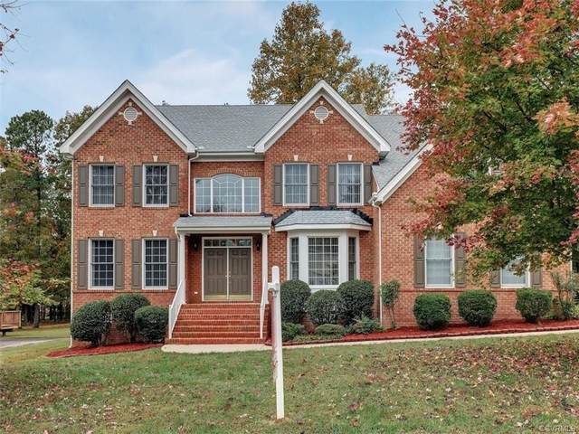 14436 Pleasant Creek Drive, South Chesterfield, VA 23834 (MLS #2031236) :: The Redux Group