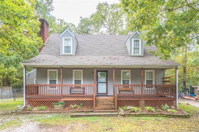 6636 Cyrus Street, Chesterfield, VA 23234 (MLS #2031279) :: The Redux Group