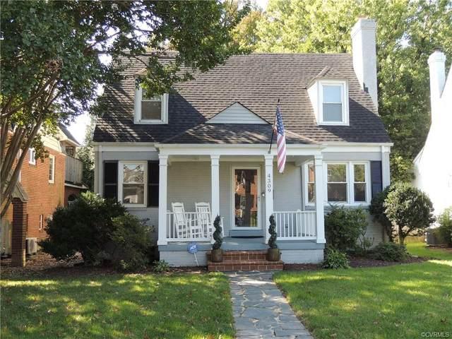 4309 Kensington Avenue, Richmond, VA 23221 (MLS #2031313) :: Treehouse Realty VA
