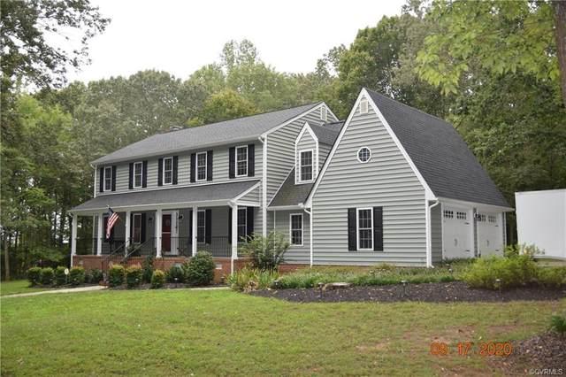 17029 Little River Drive, Hanover, VA 23015 (MLS #2031317) :: Treehouse Realty VA