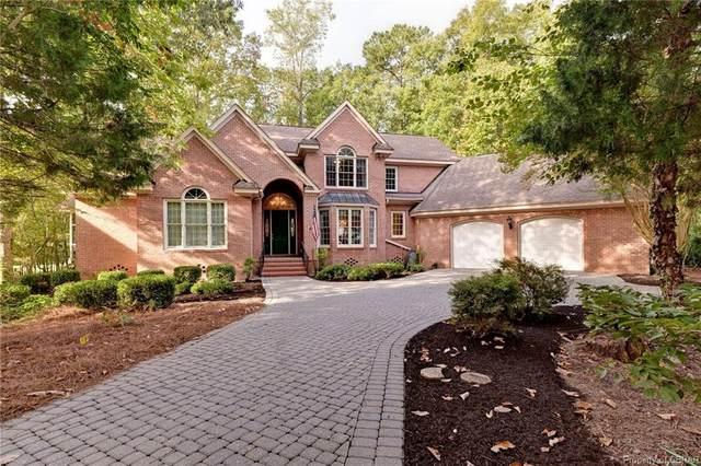 124 Montrose, Williamsburg, VA 23188 (MLS #2031341) :: Treehouse Realty VA