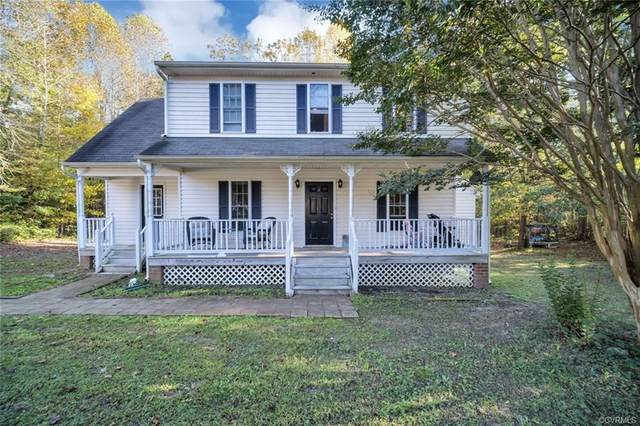 11619 Corte Castle Road, Chesterfield, VA 23838 (MLS #2031363) :: EXIT First Realty