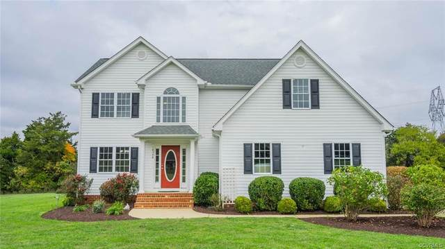 18508 Vontay Road, Rockville, VA 23146 (MLS #2031391) :: Treehouse Realty VA