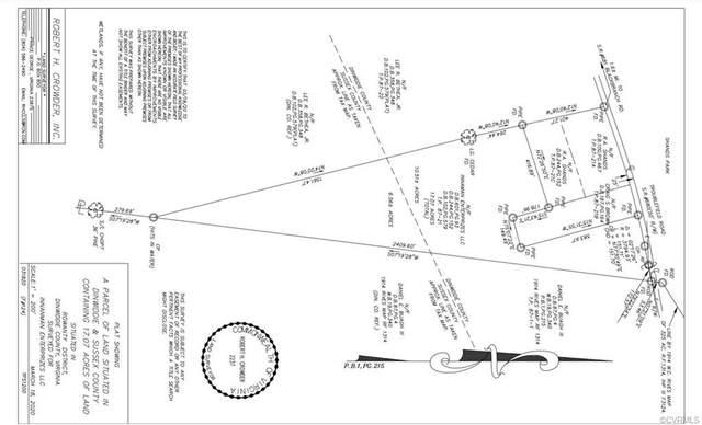 26917 Troublefield Road, Dinwiddie, VA 23882 (MLS #2031396) :: The Redux Group