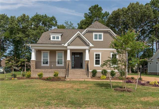 8106 Clancy Court, Chesterfield, VA 23838 (MLS #2031407) :: Treehouse Realty VA