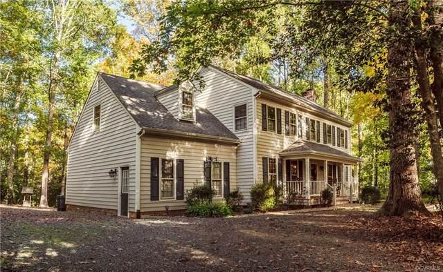 39 Little Falls Lane, Goochland, VA 23146 (MLS #2031417) :: Treehouse Realty VA