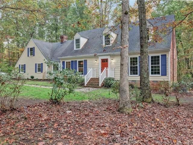 3140 Winterfield Road, Chesterfield, VA 23113 (MLS #2031422) :: Small & Associates