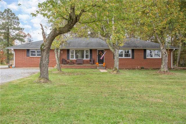 9316 Marye Road, Partlow, VA 22534 (MLS #2031442) :: The Redux Group
