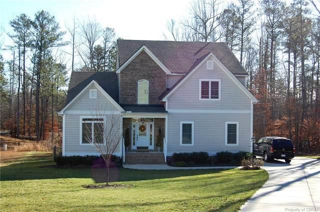 16700 Cabretta Court, Moseley, VA 23120 (MLS #2031446) :: Treehouse Realty VA