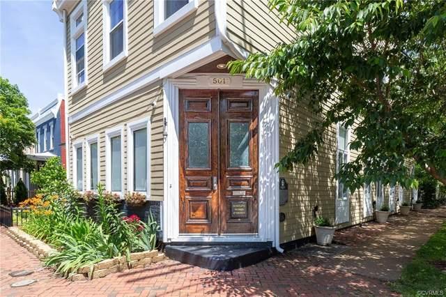 501 N 31st Street, Richmond, VA 23223 (MLS #2031457) :: Small & Associates