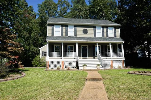 11104 Brewer Court, Henrico, VA 23233 (MLS #2031477) :: EXIT First Realty