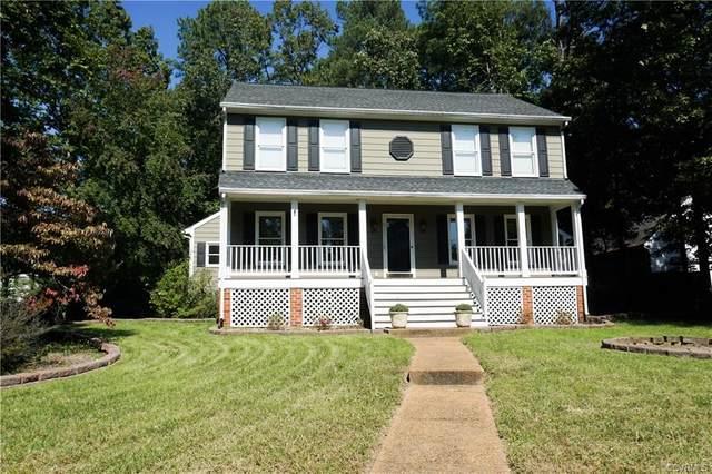 11104 Brewer Court, Henrico, VA 23233 (MLS #2031477) :: Treehouse Realty VA