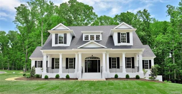 3512 Robious Crossing Drive, Midlothian, VA 23113 (MLS #2031479) :: The Redux Group