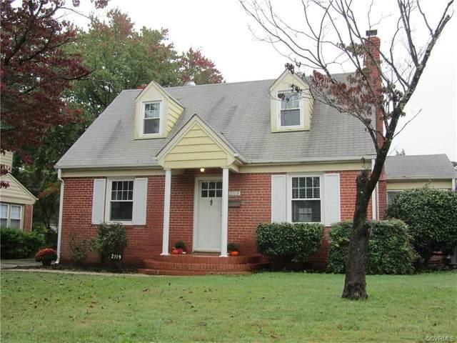 2119 Dumbarton Road, Henrico, VA 23228 (MLS #2031484) :: Treehouse Realty VA