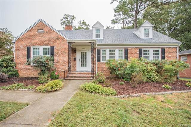 1855 Westover Avenue, Petersburg, VA 23805 (MLS #2031489) :: The Redux Group
