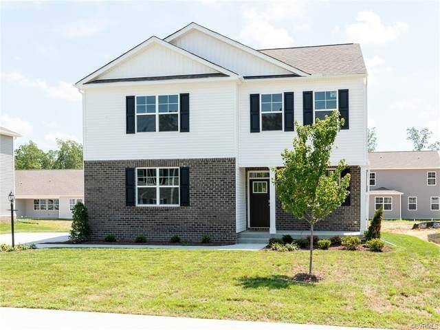 6607 Whisperwood Drive, Chesterfield, VA 23234 (MLS #2031491) :: Treehouse Realty VA