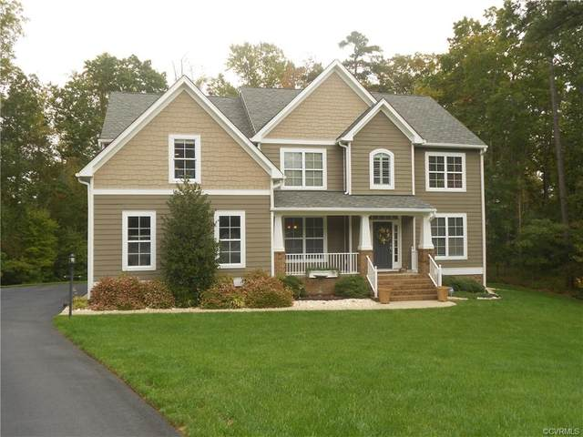 9101 Barrows Hill Terrace, Chesterfield, VA 23838 (MLS #2031501) :: The Redux Group