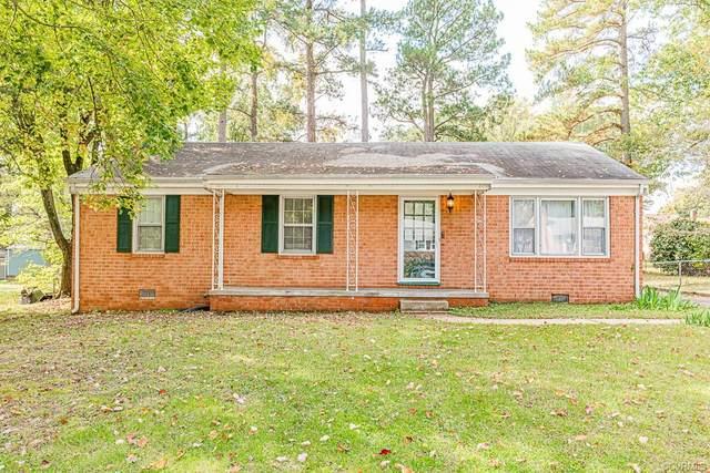 7504 Griffin Avenue, Richmond, VA 23227 (MLS #2031507) :: Treehouse Realty VA