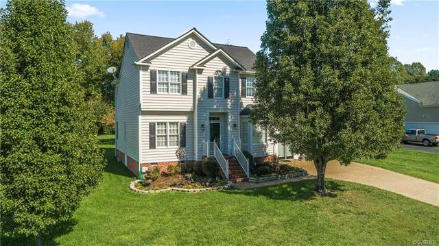 7054 Brooks Hollow, Mechanicsville, VA 23111 (MLS #2031510) :: Treehouse Realty VA