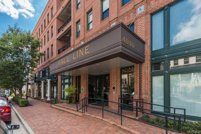 4940 Old Main Street #410, Henrico, VA 23231 (MLS #2031528) :: The Redux Group
