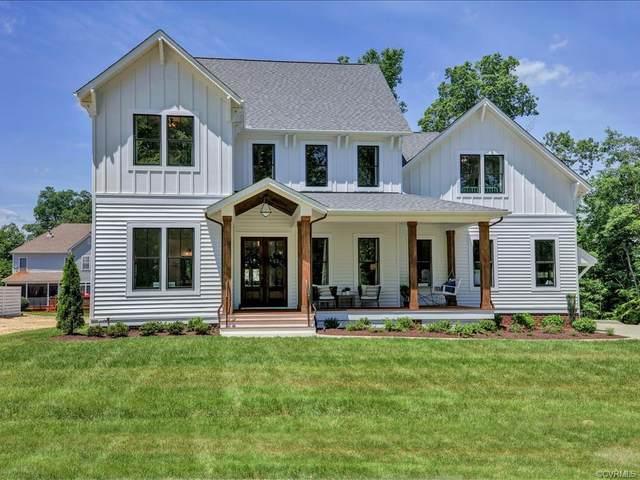 3537 Waverton Drive, Midlothian, VA 23112 (MLS #2031529) :: Treehouse Realty VA