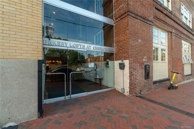 306 N 26th Street U136, Richmond, VA 23223 (MLS #2031532) :: Small & Associates