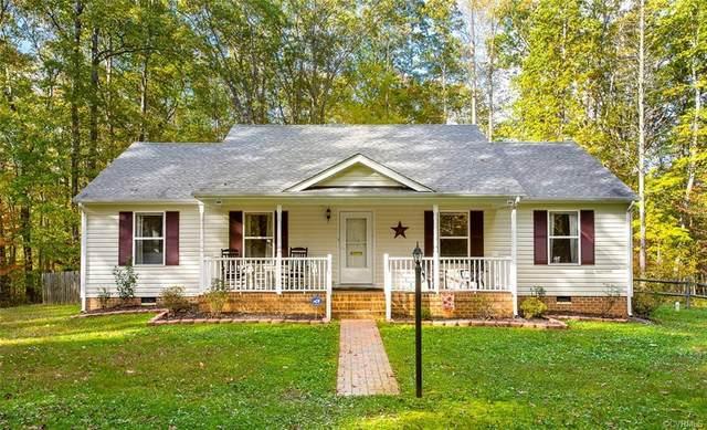 1862 Bent Oak Drive, Goochland, VA 23063 (MLS #2031539) :: Treehouse Realty VA