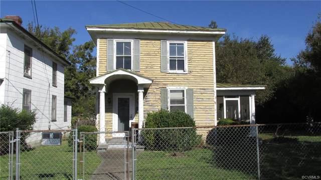 2127 Ferndale Avenue, Petersburg, VA 23803 (MLS #2031567) :: Treehouse Realty VA