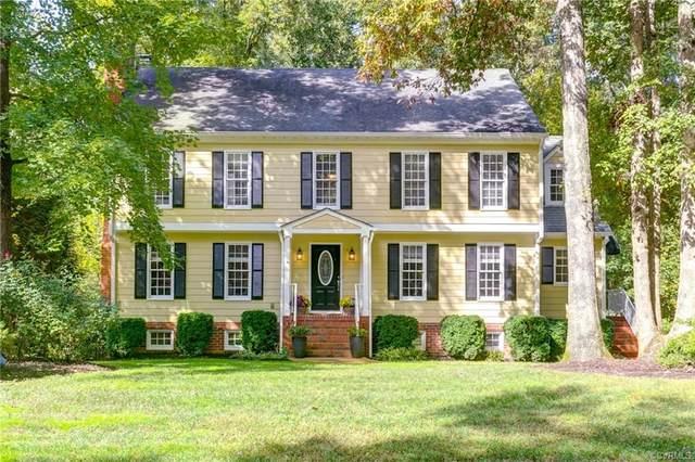 1619 Swansbury Drive, Henrico, VA 23238 (MLS #2031578) :: Small & Associates
