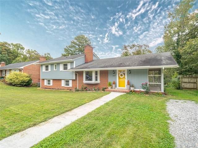 1007 Westham, Henrico, VA 23229 (MLS #2031593) :: Treehouse Realty VA
