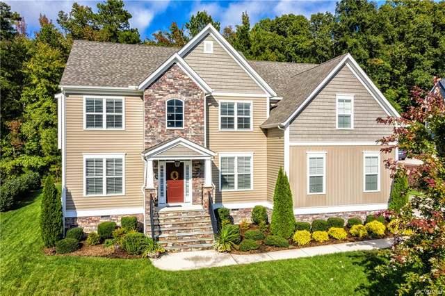 14842 Creekbrook Terrace, Midlothian, VA 23113 (MLS #2031620) :: Small & Associates