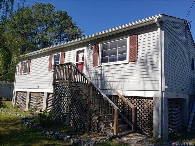 199 Doctors Creek Road, New Point, VA 23125 (#2031624) :: Abbitt Realty Co.