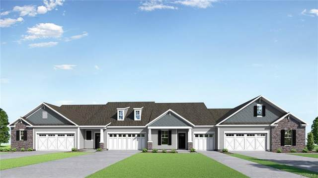 7604 Pocoshock Forest Drive 3-2, North Chesterfield, VA 23235 (MLS #2031631) :: Treehouse Realty VA
