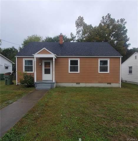 2611 Maple Street, Hopewell, VA 23860 (MLS #2031680) :: The Redux Group