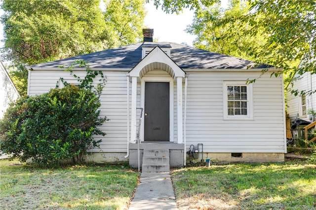 1704 Gordon Avenue, Richmond, VA 23224 (MLS #2031688) :: Small & Associates