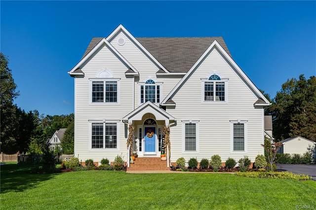 9014 Birdsong Creek Court, Mechanicsville, VA 23116 (MLS #2031719) :: Treehouse Realty VA