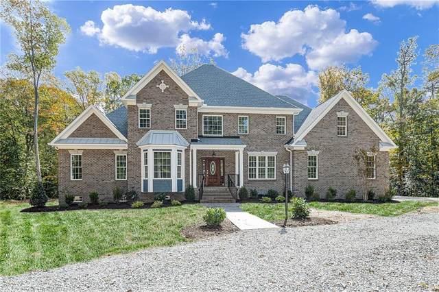 7389 Cedarcrest Road, Mechanicsville, VA 23111 (MLS #2031730) :: Treehouse Realty VA