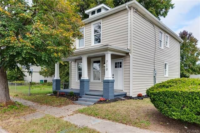710 Oak Park Avenue, Richmond, VA 23222 (MLS #2031737) :: The Redux Group