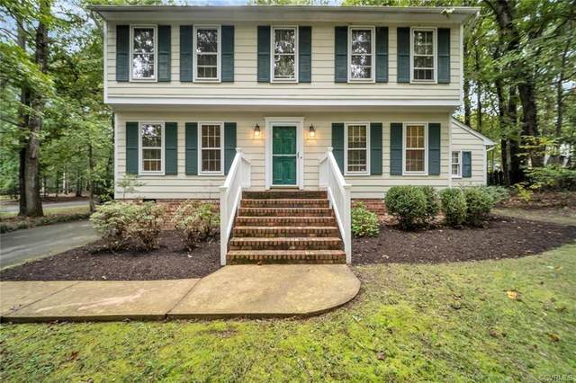 5824 Mill Spring Road, Chesterfield, VA 23112 (MLS #2031740) :: EXIT First Realty