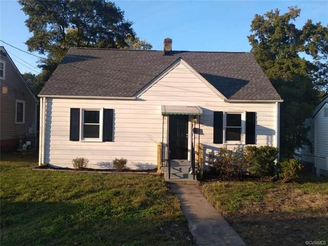 2708 Dellrose Avenue, Henrico, VA 23228 (MLS #2031749) :: The Redux Group