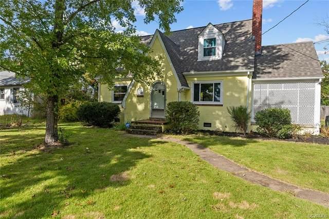6638 Elkhardt Road, North Chesterfield, VA 23225 (MLS #2031770) :: Treehouse Realty VA