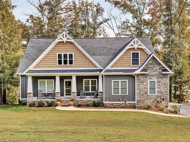 1420 E Overlook Drive, Powhatan, VA 23139 (MLS #2031786) :: EXIT First Realty