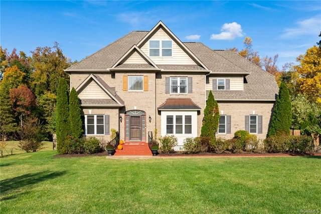 2708 Logan Estates Run, Henrico, VA 23233 (MLS #2031807) :: The Redux Group