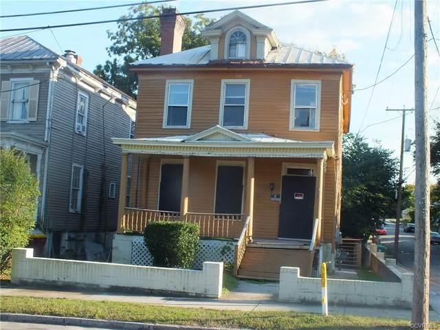 102 E Fillmore Street, Petersburg, VA 23803 (MLS #2031820) :: Treehouse Realty VA