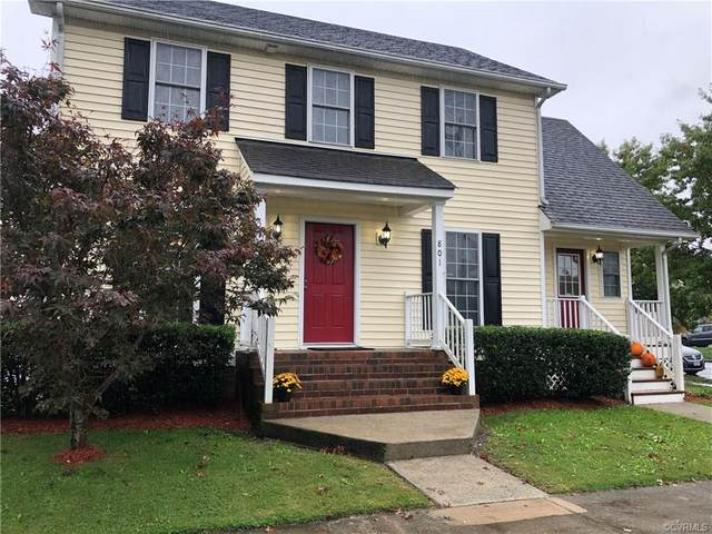801 Admiral Gravely Boulevard, Richmond, VA 23231 (MLS #2031821) :: Small & Associates