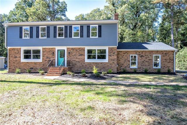 2508 Scarsborough Drive, North Chesterfield, VA 23235 (MLS #2031827) :: Treehouse Realty VA