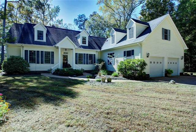 7046 Sassafras Landing Road, Gloucester, VA 23061 (MLS #2031831) :: Small & Associates