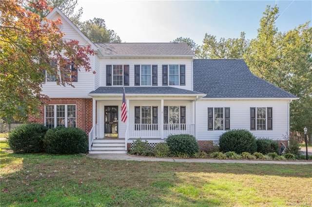 337 Enon Oaks Lane, Chester, VA 23836 (MLS #2031839) :: Treehouse Realty VA